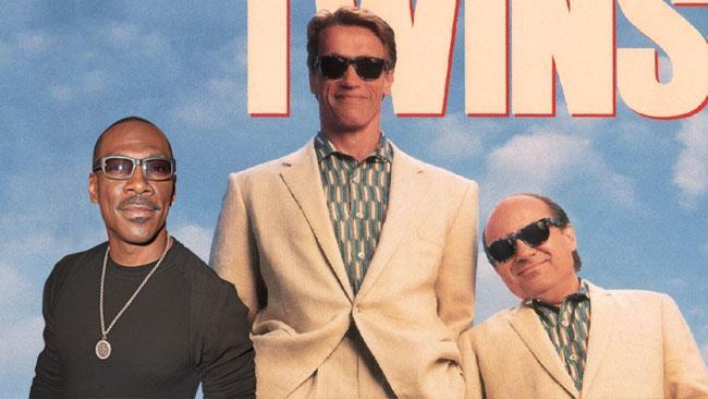 Eddie Murphy e I Gemelli Arnold e Danny