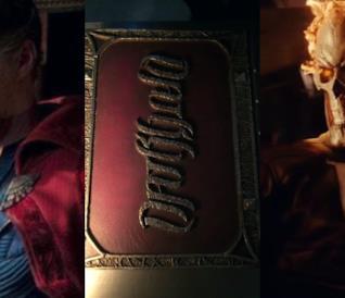 Doctor Strange, il Darkhold e Ghost Rider