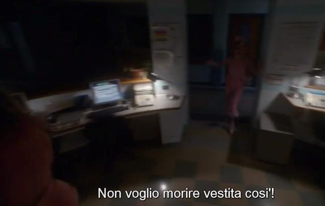 Le Chanel rincorse dai killer in Scream Queens 2x09