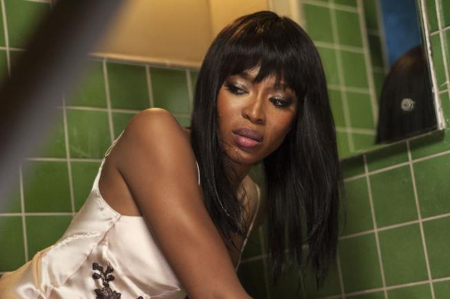 Naomi Campbell, guest star del terzo episodio di AHS Hotel
