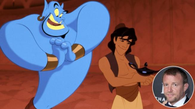 La Disney al lavoro per il live action di Aladdin