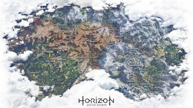 Guerrilla Games ammette, Horizon: Zero Dawn è stata un'impresa rischiosa