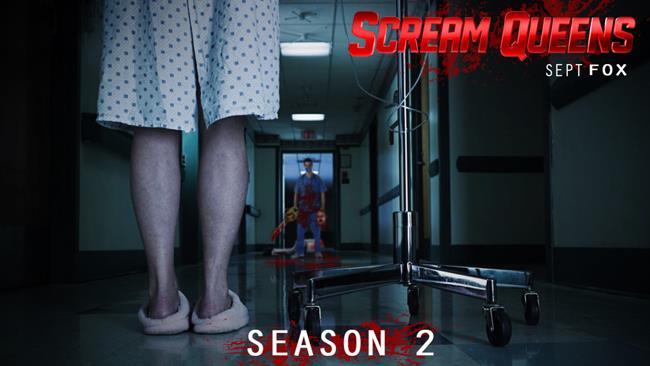 Scream Queens, un promo mostra le new entry della seconda stagione