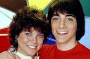 Erin Moran e Scott Baio ai tempi di Happy Days