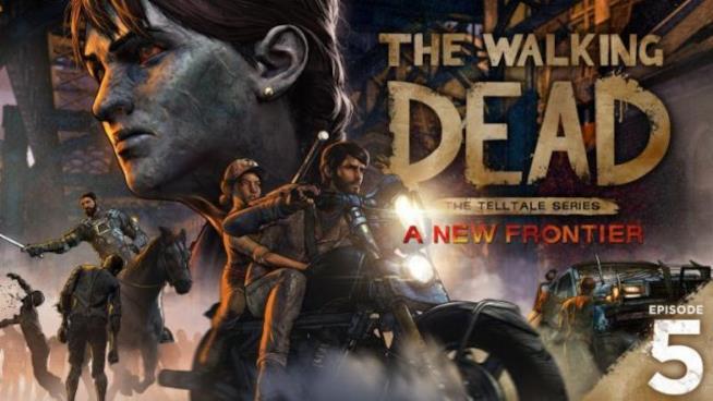 Il Season Finale di The Walking Dead: A New Frontier