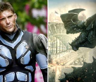 Pacific Rim 2: Scott Eastwood in uniforme su un set devastato [GALLERY]