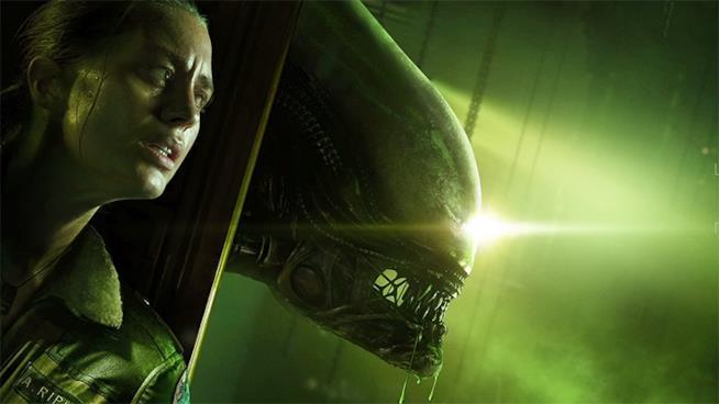 Amanda Ripley sfugge al terrore in Alien: Isolation