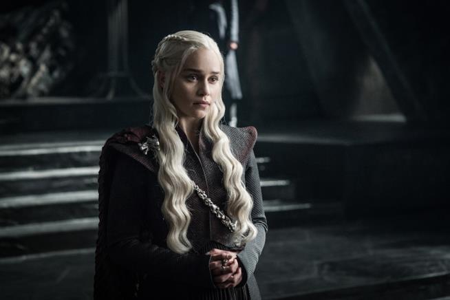 GoT 7: Daenerys Targaryen