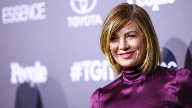 Grey's Anatomy: Ellen Pompeo è di nuovo mamma?