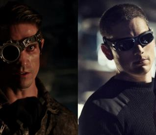 Deadshot e Captain Cold