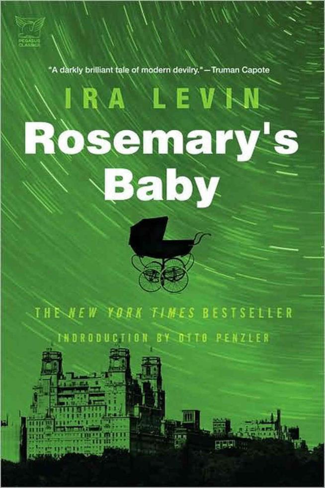 Rosemary's Baby è stato scritto da Ira Levin