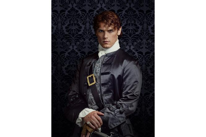 Jamie Fraser in Outlander 2