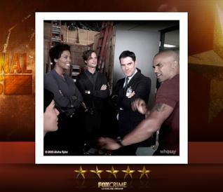 Il backstage di Criminal Minds 11