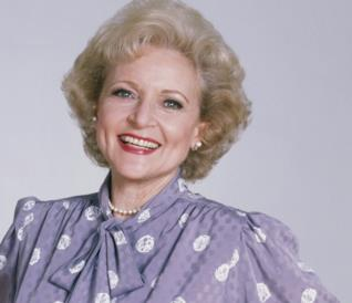 Betty White, alias Rose Nylund, è su Instagram!!!