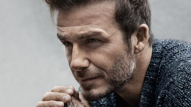 David Beckham: scandalo sulle mail rubate
