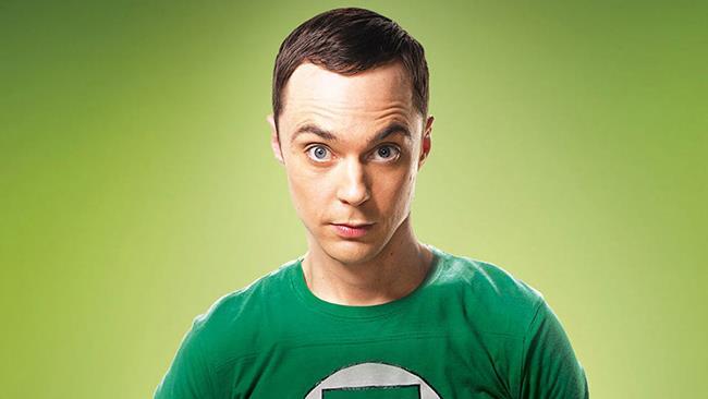 Sheldon Cooper in The Big Bang Theory