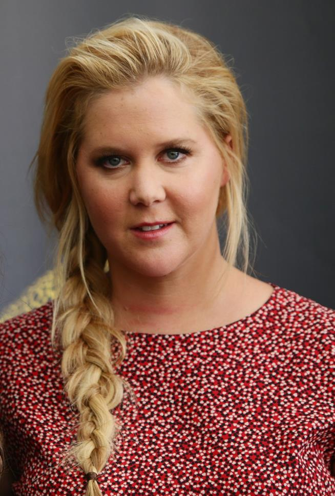 Amy Schumer in primo piano