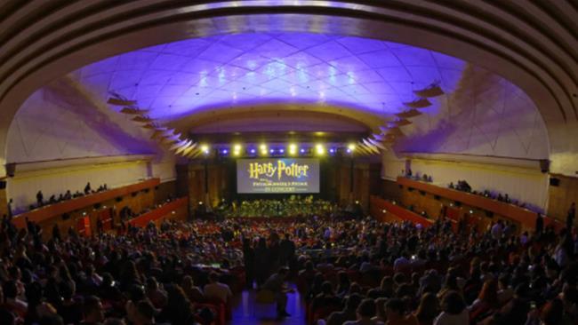 Il Cine-Concerto di Harry Potter a Roma