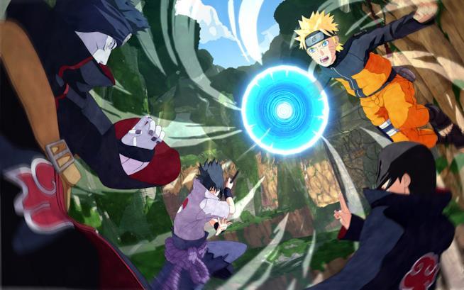I protagonisti di Naruto to Boruto: Shinobi Striker combattono nel gioco