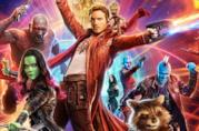 Poster ufficiale di Guardiani della Galassia 2