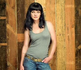 L'attrice Pauley Perrette, interprete di Abby Sciuto in N.C.I.S.