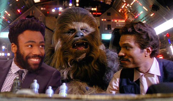 Riprese in Italia per il film su Han Solo giovane