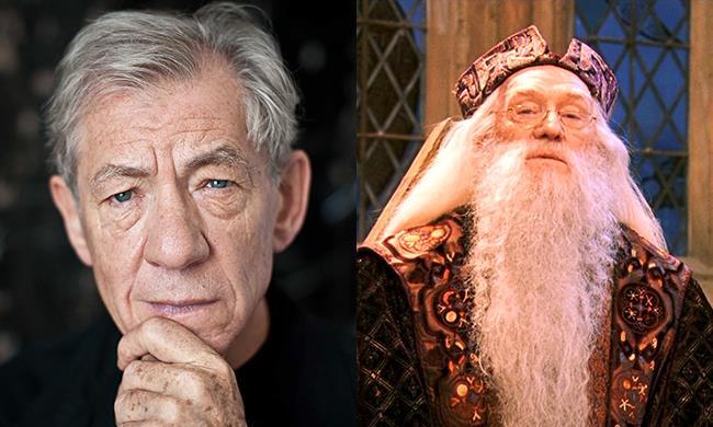 Harry Potter: ecco perché Ian McKellen rifiutò il ruolo di Albus Silente