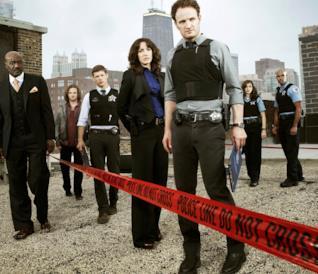 Il cast di The Chicago Code