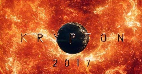 Krypton andrà in onda nel 2017?