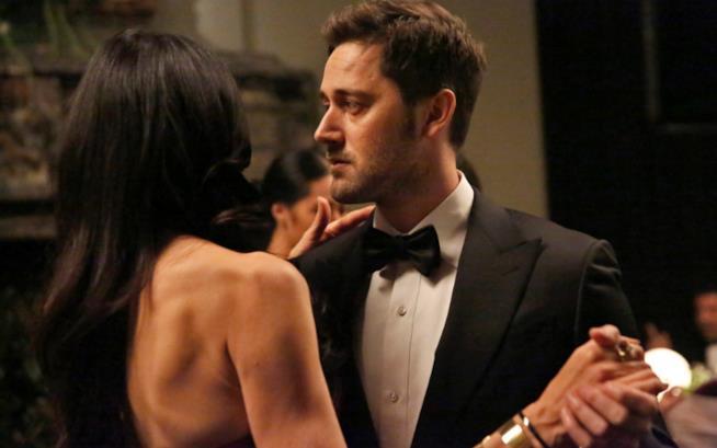 Una scena di The Blacklist: Redemption 1x01