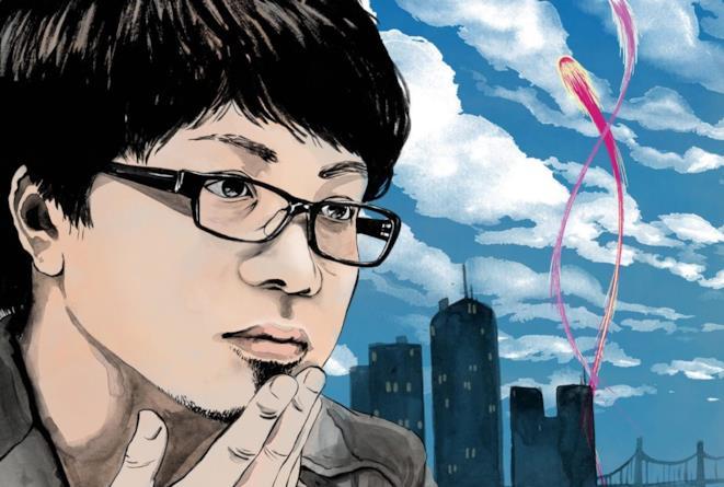 Makoto Shinkai diventa uno dei suoi personaggi animati e pensa a un nuovo progetto
