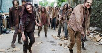 The Walking Dead: zombie