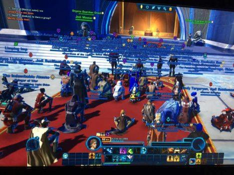 Star Wars: The Old Republic, omaggio a Carrie Fisher