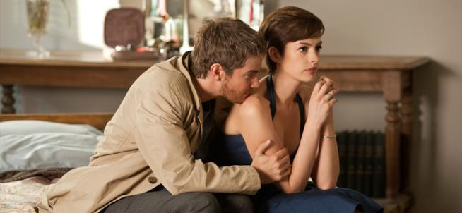 Anne Hathaway in One Day con Jim Sturgess