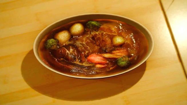 Una delle ricette di Ignis da Final Fantasy XV