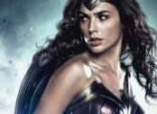 Gal Gadot in costume da Wonder Woman