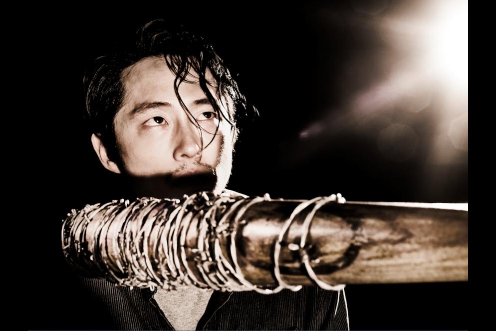 Glenn è uno dei personaggi più amati della serie. Sarà lui la vittima di Negan