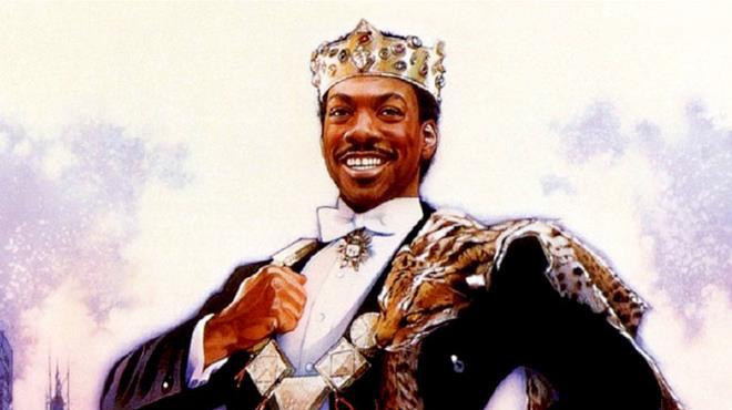 Eddie Murphy nel ruolo del Principe Akeem