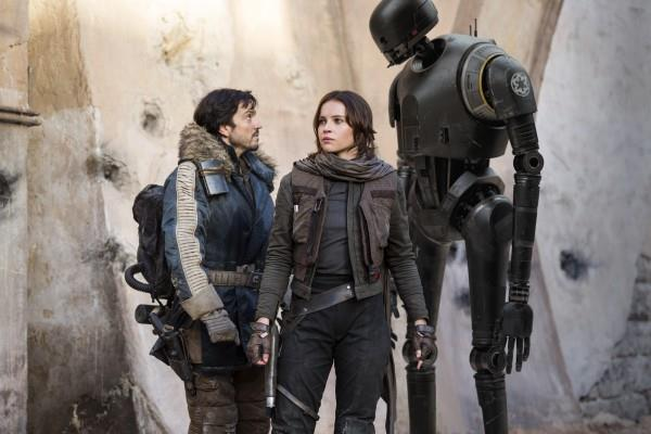 Rogue One, Star Wars torna al passato