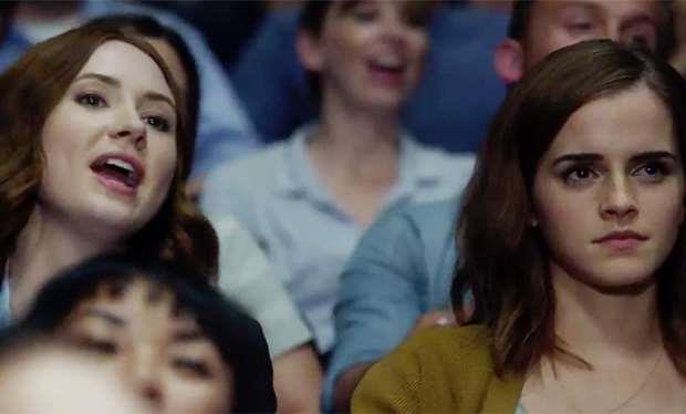 The Circle, Karen Gillan e Emma Watson