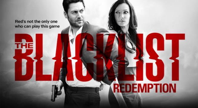 The Blacklist: Redemption NBC