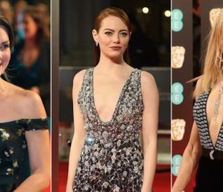 Ecco i look dei BAFTA 2017
