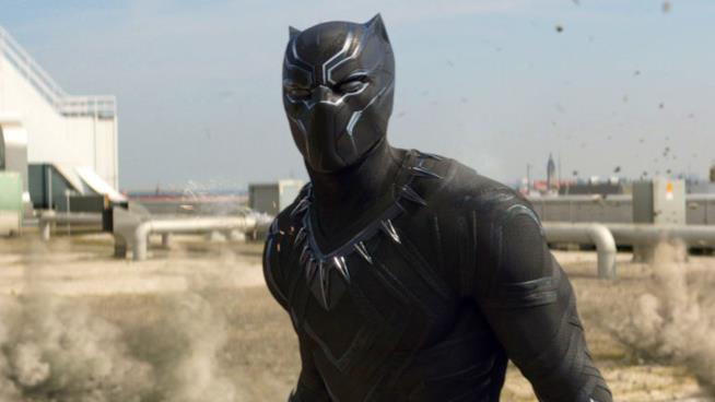 Black Panther, protagonista del film