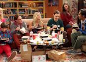 Una foto del cast di The Big Bang Theory