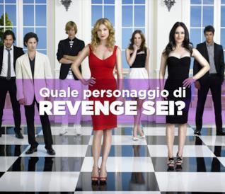 Quale personaggio di Revenge sei?