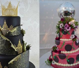 Le peggiori wedding cake del secolo!
