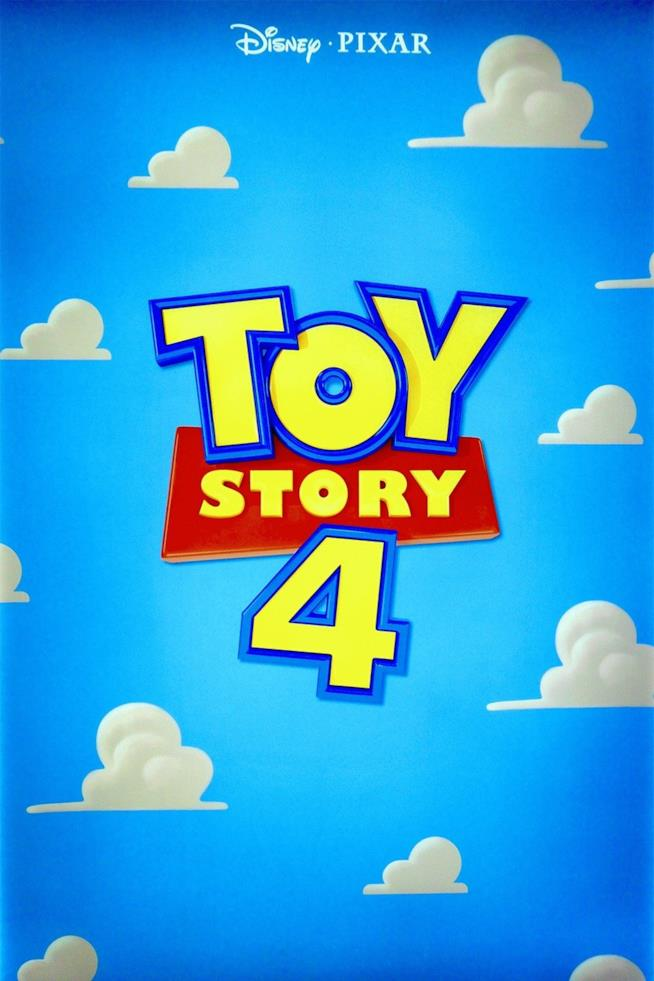 Disney e Pixar annunciano Toy Story 4