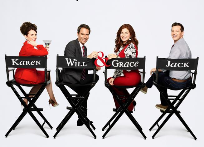 Will & Grace: il primo trailer del revival è un musical