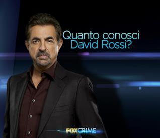 Quanto conosci l'agente David Rossi della squadra di Criminal Minds?