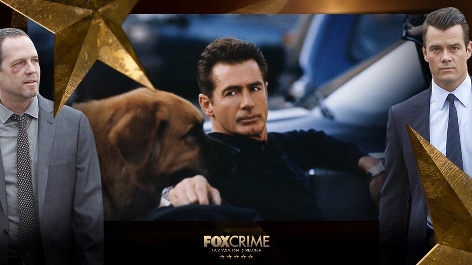 Le coppie di detective pi famose nel mondo della tv for Tequila e bonetti cane